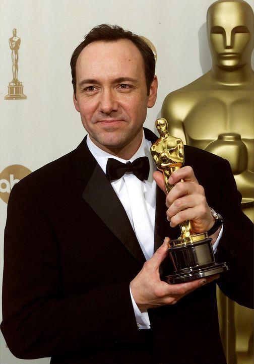Bester-Hauptdarsteller-2000-Kevin-Spacey-AFP - Bildquelle: AFP