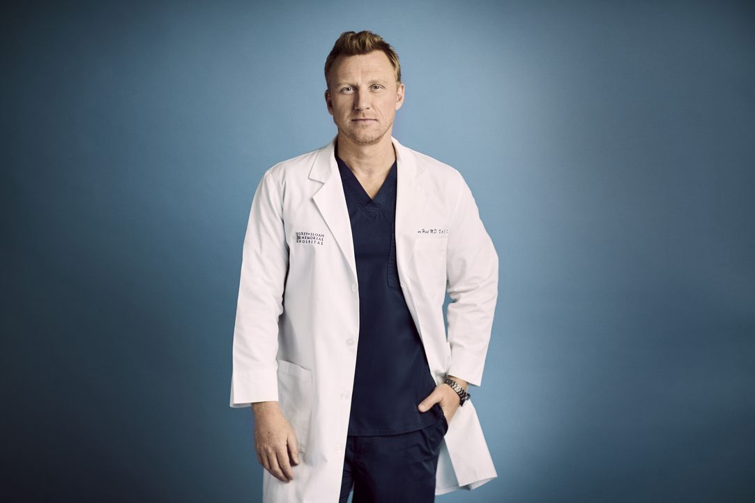 (17. Staffel) - Dr. Owen Hunt (Kevin McKidd) - Bildquelle: Mike Rosenthal 2020 American Broadcasting Companies, Inc. All rights reserved. / Mike Rosenthal