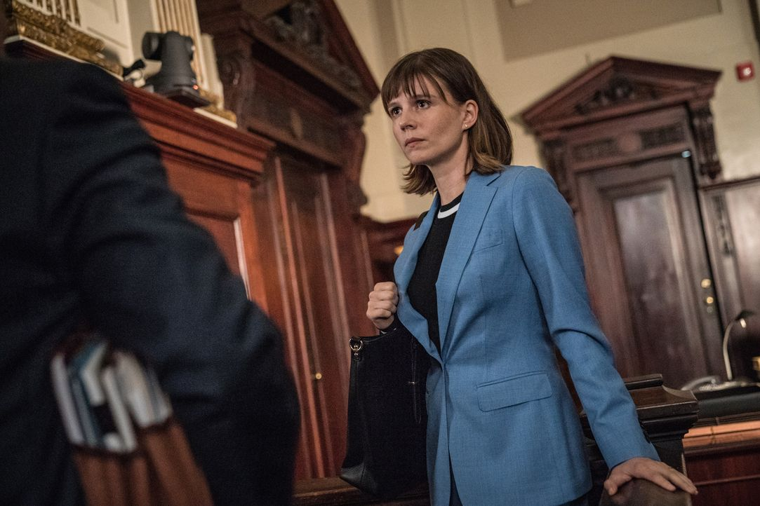 Kristen Bouchard (Katja Herbers) - Bildquelle: Elizabeth Fisher 2019 CBS Broadcasting Inc. All Rights Reserved. / Elizabeth Fisher