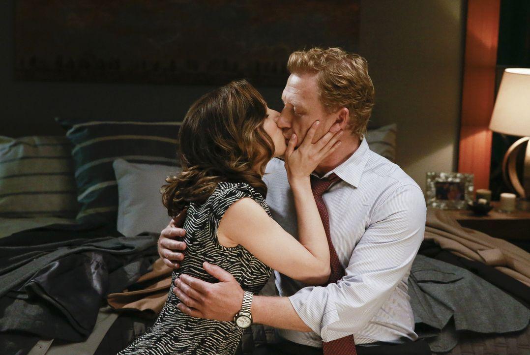 Haben Amelia (Caterina Scorsone, l.) und Owen (Kevin McKidd, l.) wieder zusammen gefunden? - Bildquelle: ABC Studios