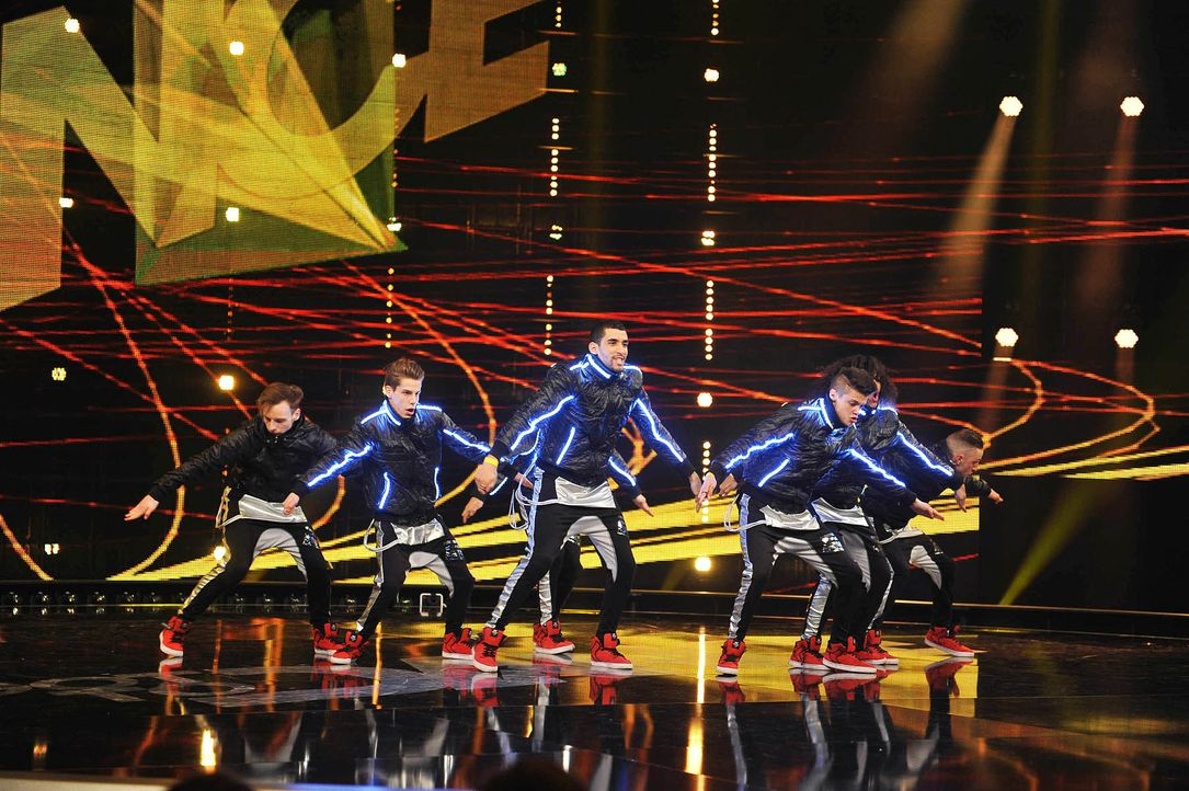 Got-To-Dance-2MAD-03-SAT1-ProSieben-Willi-Weber - Bildquelle: SAT.1/ProSieben/Willi Weber