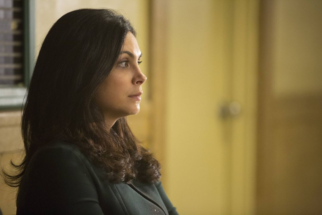 Wird es Gordon gelingen, Leslie Thompkins (Morena Baccarin) aus den Fängen von Tetch zu befreien? - Bildquelle: Warner Brothers