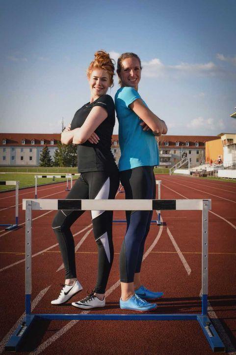 Palina Rojinski und Cindy Roleder  - Bildquelle: ProSieben/Jens Hartmann