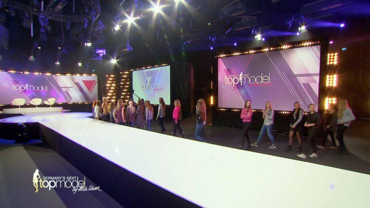 GNTM-10-Sendung02_004 - Bildquelle: ProSieben