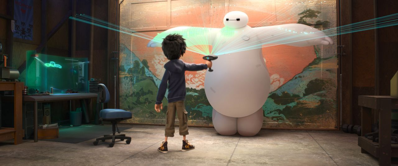BIG-HERO6-2014Disney - Bildquelle: 2014 Disney