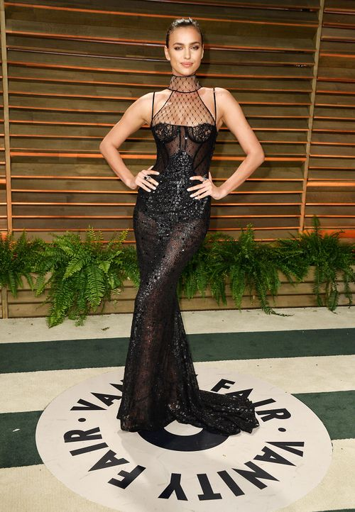 Oscars-Vanity-Fair-Party-Irina-Shayk-140302-getty-AFP - Bildquelle: getty-AFP