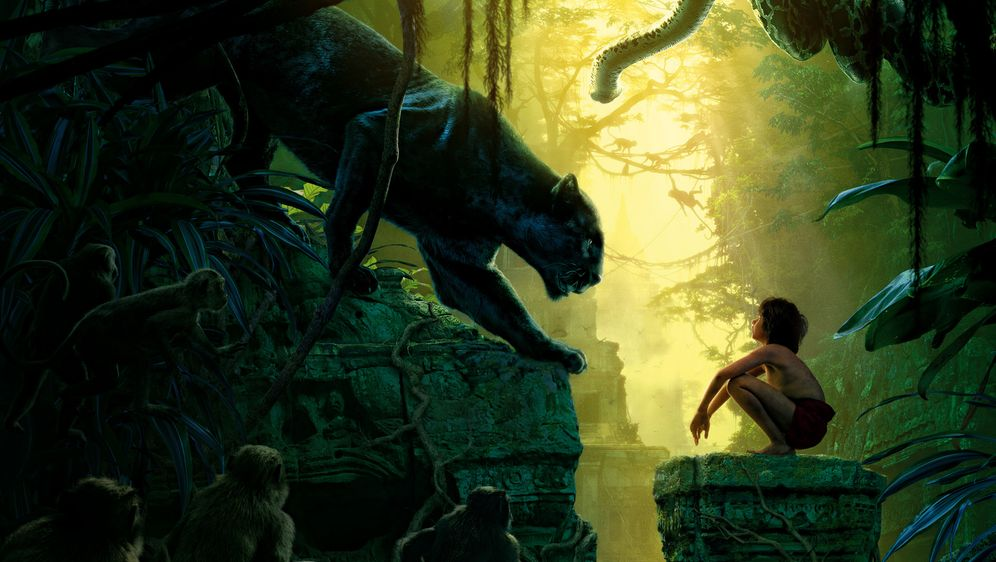 The Jungle Book - Bildquelle: Disney Enterprises, Inc. All Rights Reserved.