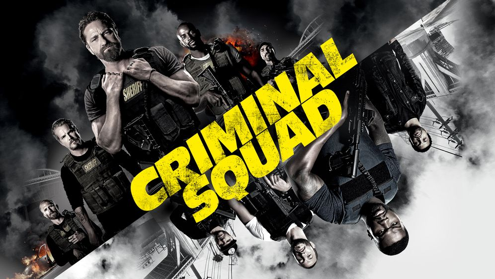 Criminal Squad - Bildquelle: 2018 Concorde Filmverleih GmbH