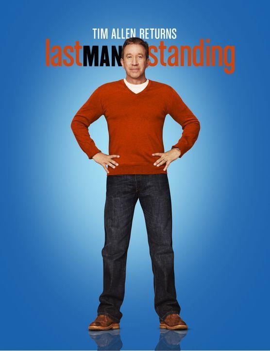 (1. Staffel) - Mike Baxter (Tim Allen) ist ein ganzer Kerl - aber zu Hause leider der einzige. Als seine Frau Vanessa befördert wird, bedeutet das f... - Bildquelle: 2011-2012 American Broadcasting Companies. All rights reserved.