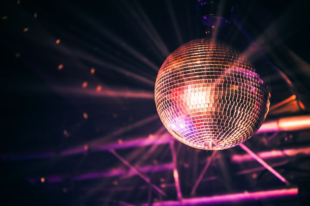 "Was ist so ""disco"" an ihm?  - Bildquelle: Getty Images"