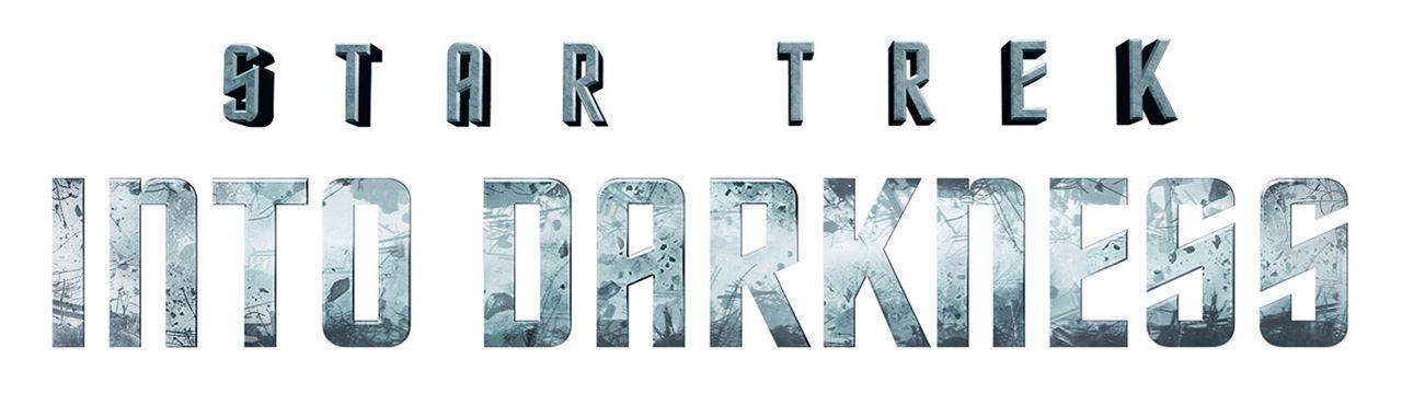 STAR TREK INTO DARKNESS - Logo - Bildquelle: Zade Rosenthal 2013 Paramount Pictures.  All Rights Reserved.