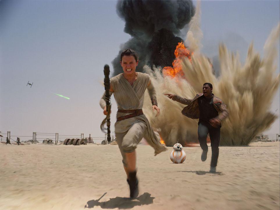 Star-Wars-Das-Erwachen-der-Macht-05-Lucasfilm - Bildquelle: Lucasfilm 2015