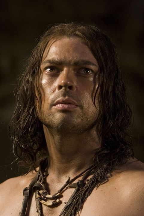 Als kleiner Junge wird Geist (Karl Urban) von seinem Stamm, den Wikingern, zurückgelassen, weil er sich weigert, einen Indianerjungen zu töten. 15 J... - Bildquelle: 2007 Twentieth Century Fox Film Corporation.  All rights reserved.
