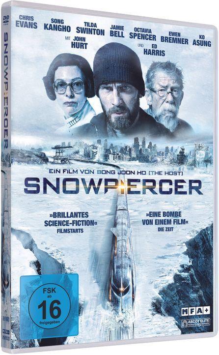 SNOWPIERCER - Cover - Bildquelle: 2013 ASCOT ELITE Home Entertainment GmbH. Alle Rechte vorbehalten