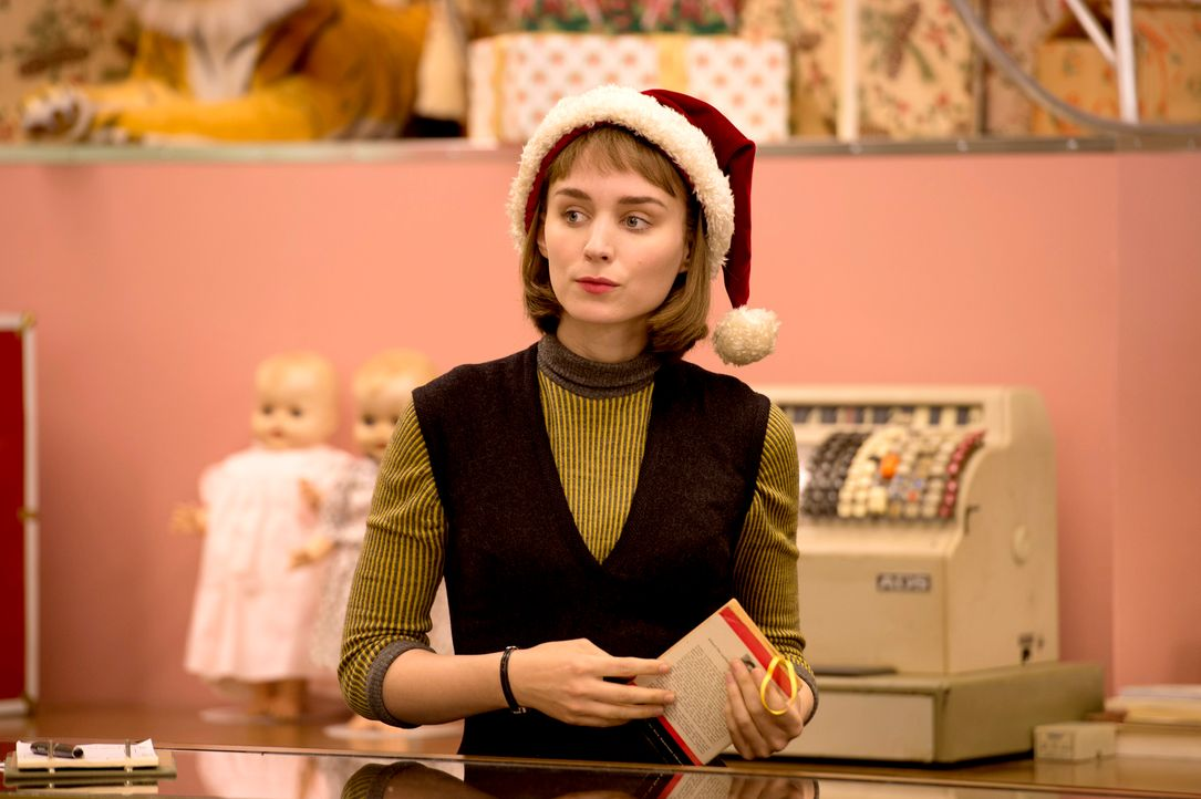 Carol-Rooney-Mara-DCM - Bildquelle: 2015 The Weinstein Company. All rights reserved.
