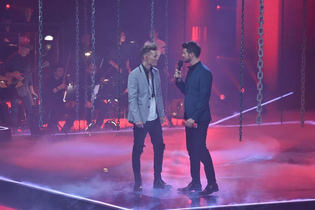 TVOG2018_Halbfinale_Matthias - Bildquelle: ProSieben/SAT.1/Andre Kowalski