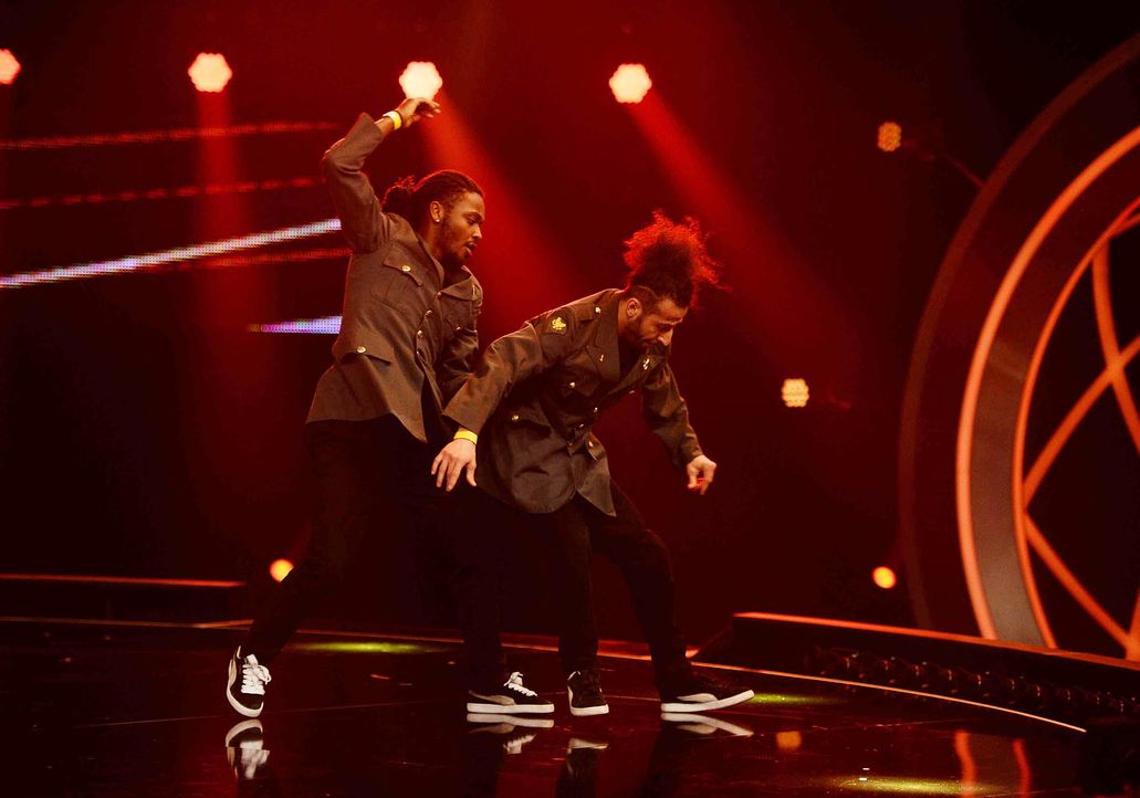 Got-To-Dance-Two-Abstract-07-SAT1-ProSieben-Willi-Weber - Bildquelle: SAT.1/ProSieben/Willi Weber