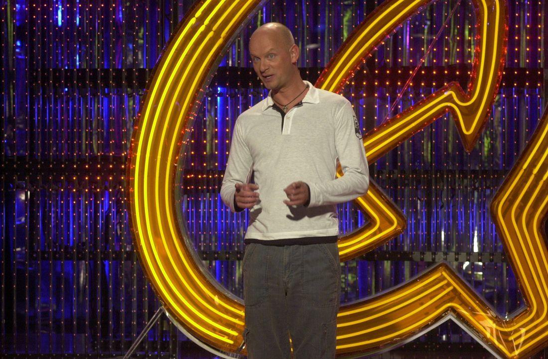 """Rüdiger Hoffmann ist heute zu Gast im """"Quatsch Comedy Club"""". - Bildquelle: ProSieben"""
