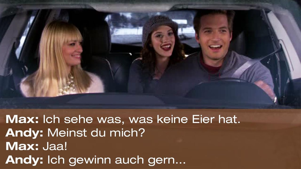 2-broke-girls-zitat-quote-staffel2-episode13-wochenende-max-eier-warnerpng 1600 x 900 - Bildquelle: Warner Bros. Television