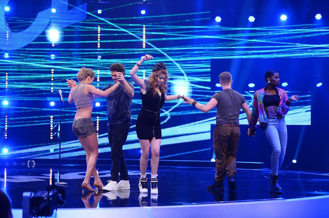 Got-To-Dance-Kim-Alex-20-SAT1-ProSieben-Willi-Weber - Bildquelle: SAT.1/ProSieben/Willi Weber
