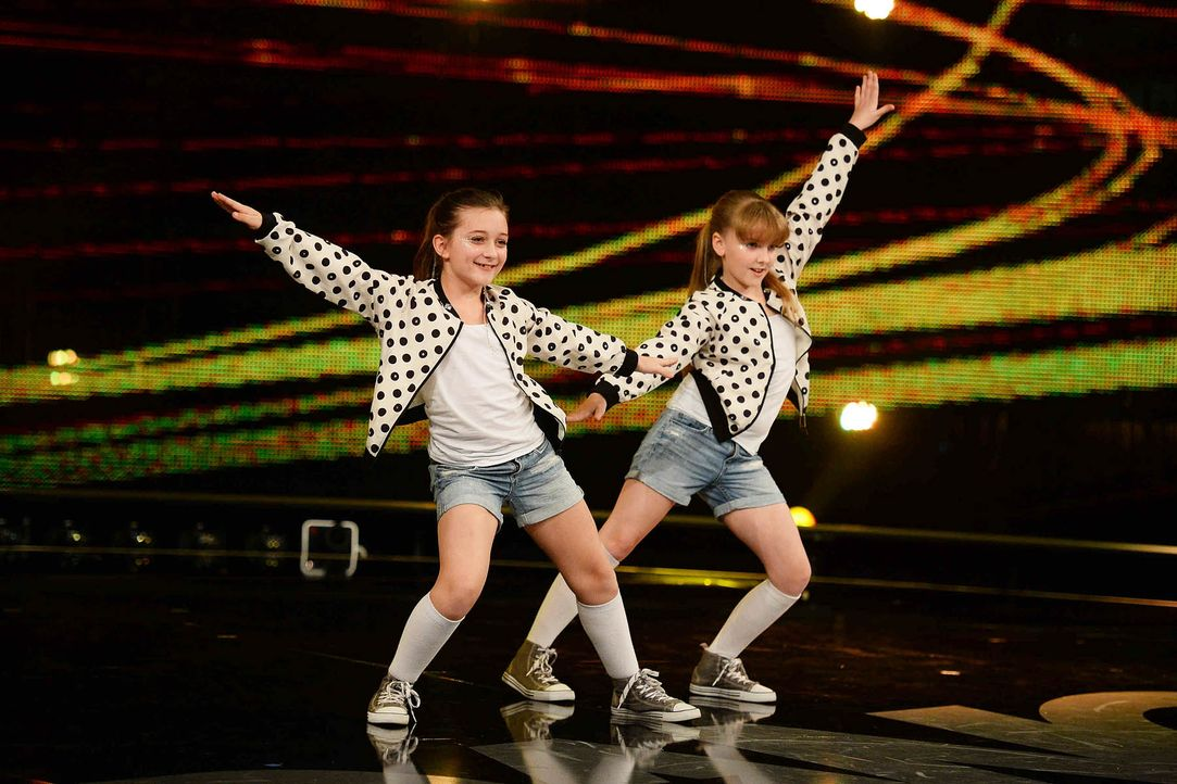 Got-To-Dance-Delia-Viktoria-03-SAT1-ProSieben-Willi-Weber - Bildquelle: SAT.1/ProSieben/Willi Weber