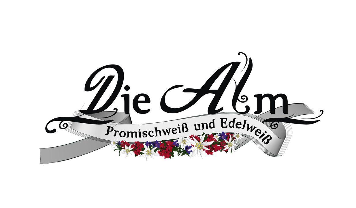 Die Alm - Logo - Bildquelle: ProSieben