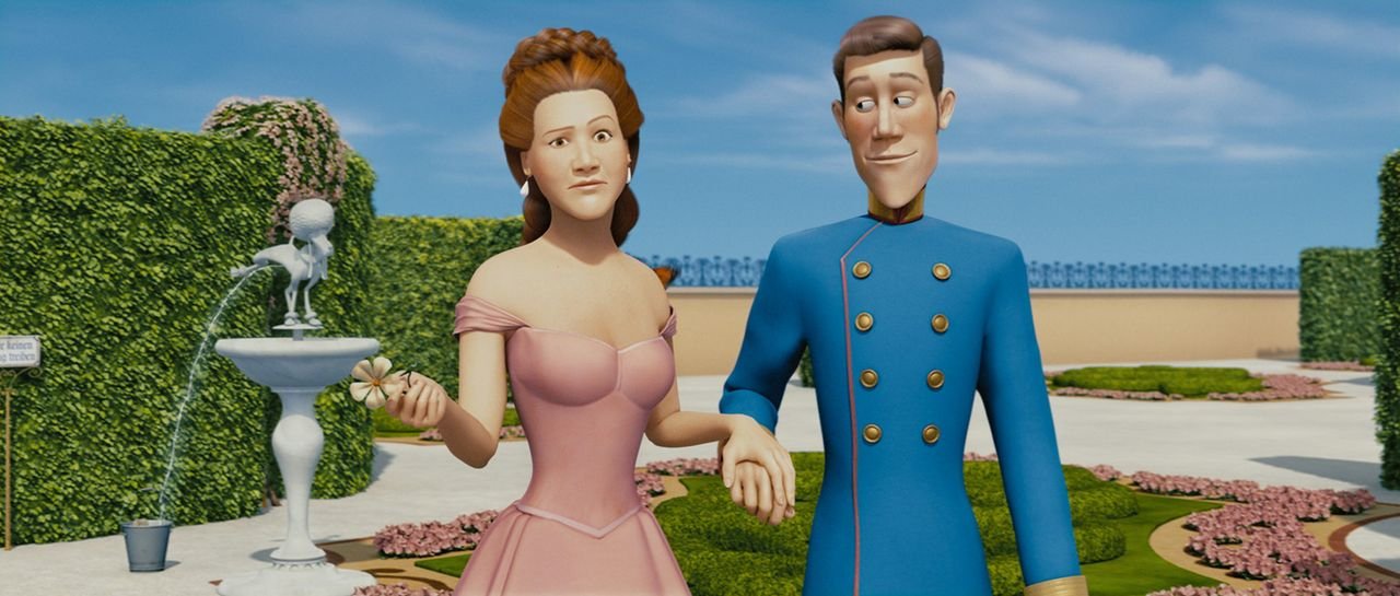 """Lissi und Franz: """"Was machen die Streptokokken?"""" - Bildquelle: 2007 herbX film gmbh (Alle Rechte vorbehalten)"""