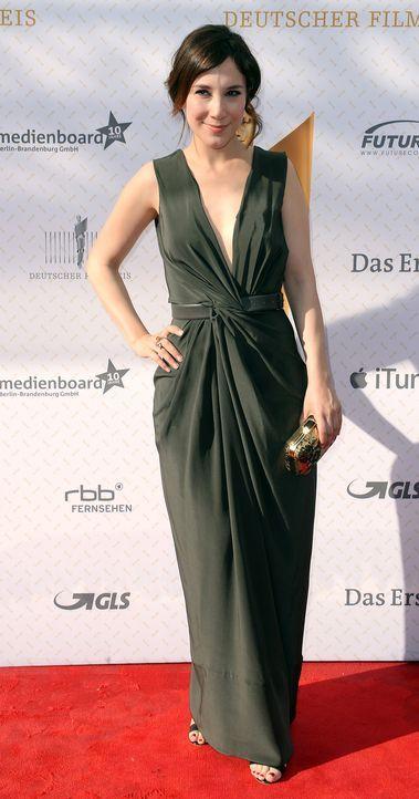 Deutscher-Filmpreis-Lola-Sibel-Kekilli-140509-dpa - Bildquelle: dpa