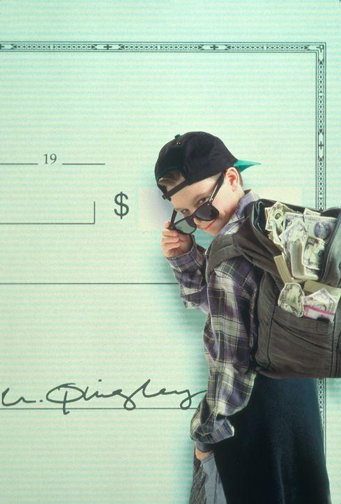 Eines Tages gelingt es dem Lausbuben Preston (Brian Bonsall), einen eiskalten Gangster um eine Million Dollar zu erleichtern, um diese dann in einem... - Bildquelle: Lorey Sebastian Buena Vista Pictures Distribution, Inc.