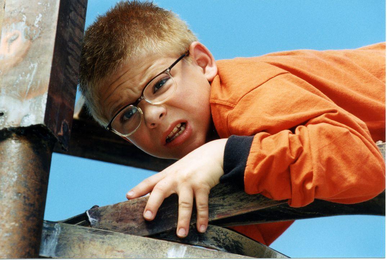 Als Zachery Beaver als dickster Junge der Welt in der Kleinstadt Antler vorgeführt wird, interessiert sich besonders einer für ihn: Toby (Jonathan... - Bildquelle: Echo Bridge Entertainment LLC