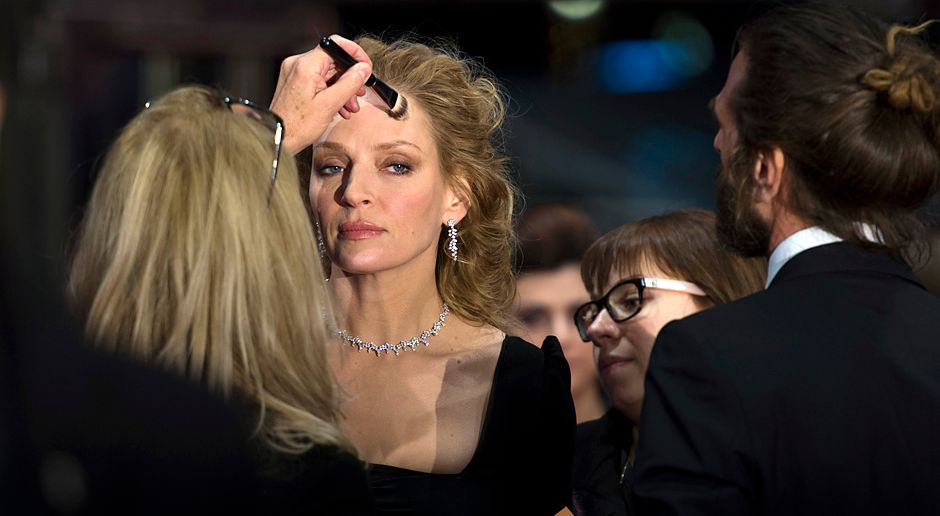 Berlinale-Uma-Thurman-140209-3-AFP - Bildquelle: AFP