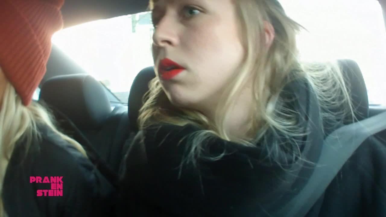 Taxifahrt mit Fahrerflucht!