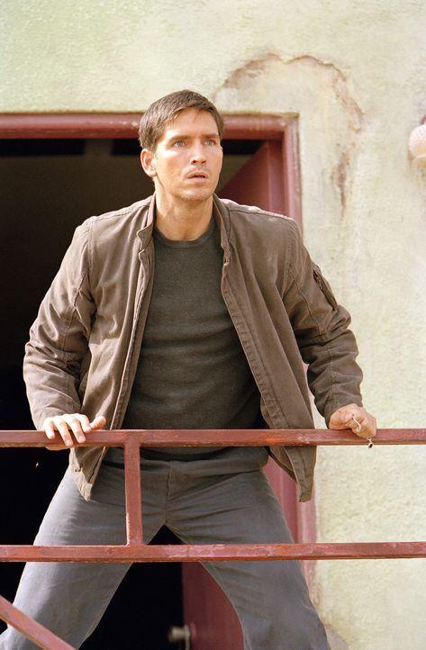 Seit fünf Jahren ist Renny Cray (James Caviezel) hinter dem Mörder seiner Frau her. Der Psychopath tötet bevorzugt auf Autobahnen, in dem er Frau... - Bildquelle: Warner Bros.