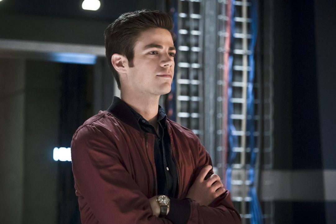 Der Verlust seines Vaters macht Barry (Grant Gustin) bewusst, dass er Zoom endlich ein für alle Mal besiegen muss. Aber sind Wut und Rachegedanken d... - Bildquelle: Warner Bros. Entertainment, Inc.