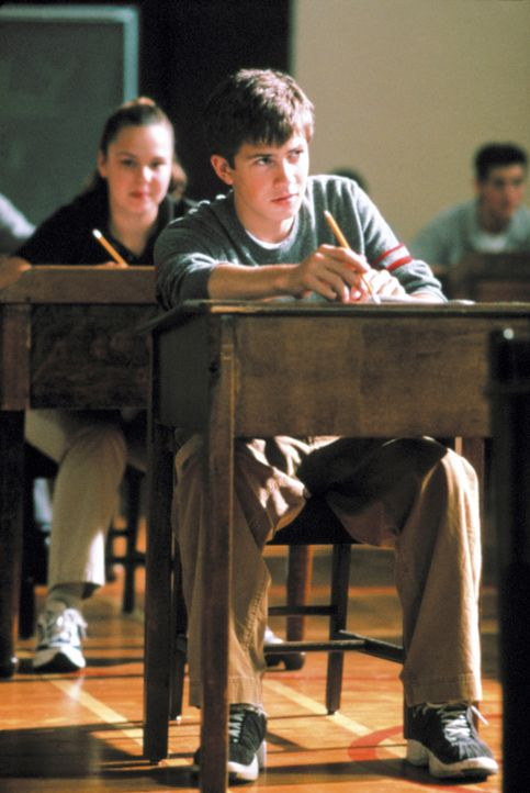 Schon immer hat Handsome Davis (Trevor Fehrman) die Schule gehasst. Mit Lernen hat er nichts im Sinn, seine Intelligenz benutzt er dazu, das System... - Bildquelle: New Line Cinema
