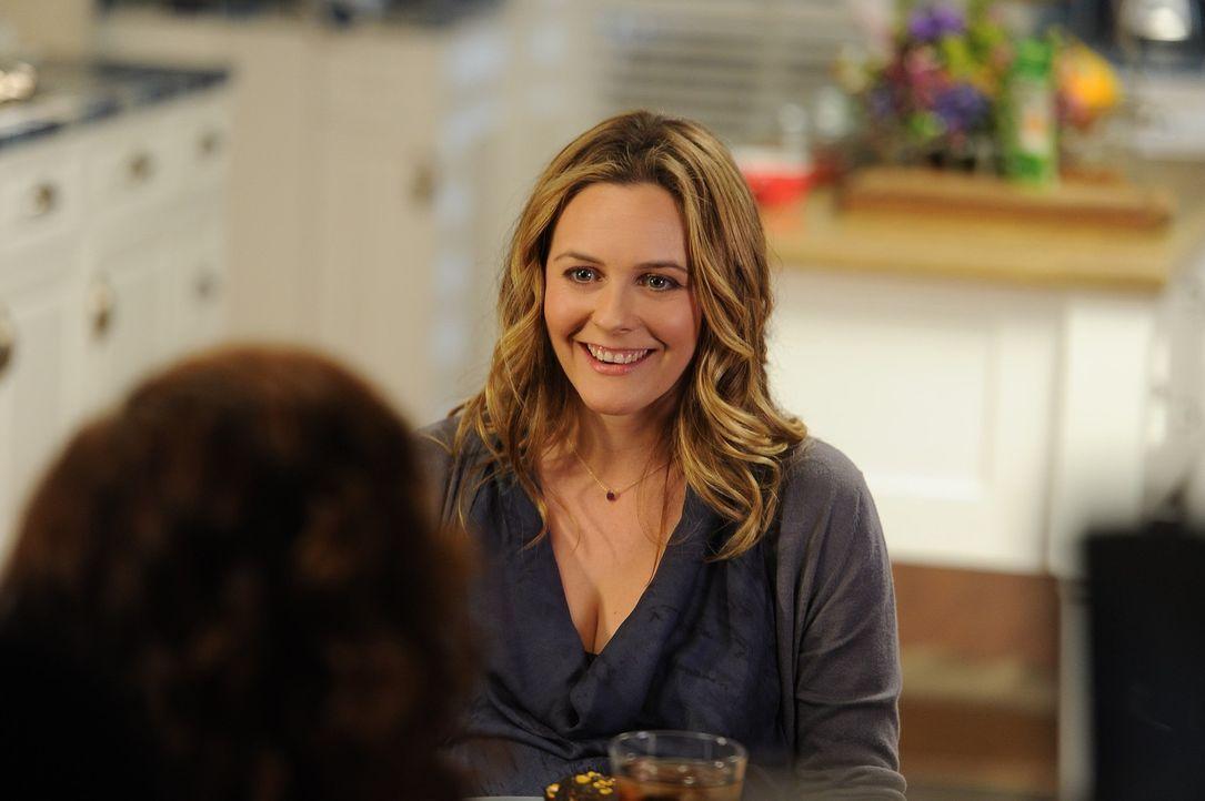 Während sich Tessa langsam an die neue Wohnsituation mit Eden (Alicia Silverstone) gewohnt, können sich Lisa und Malik für kein Feriencamp entsch... - Bildquelle: Warner Brothers