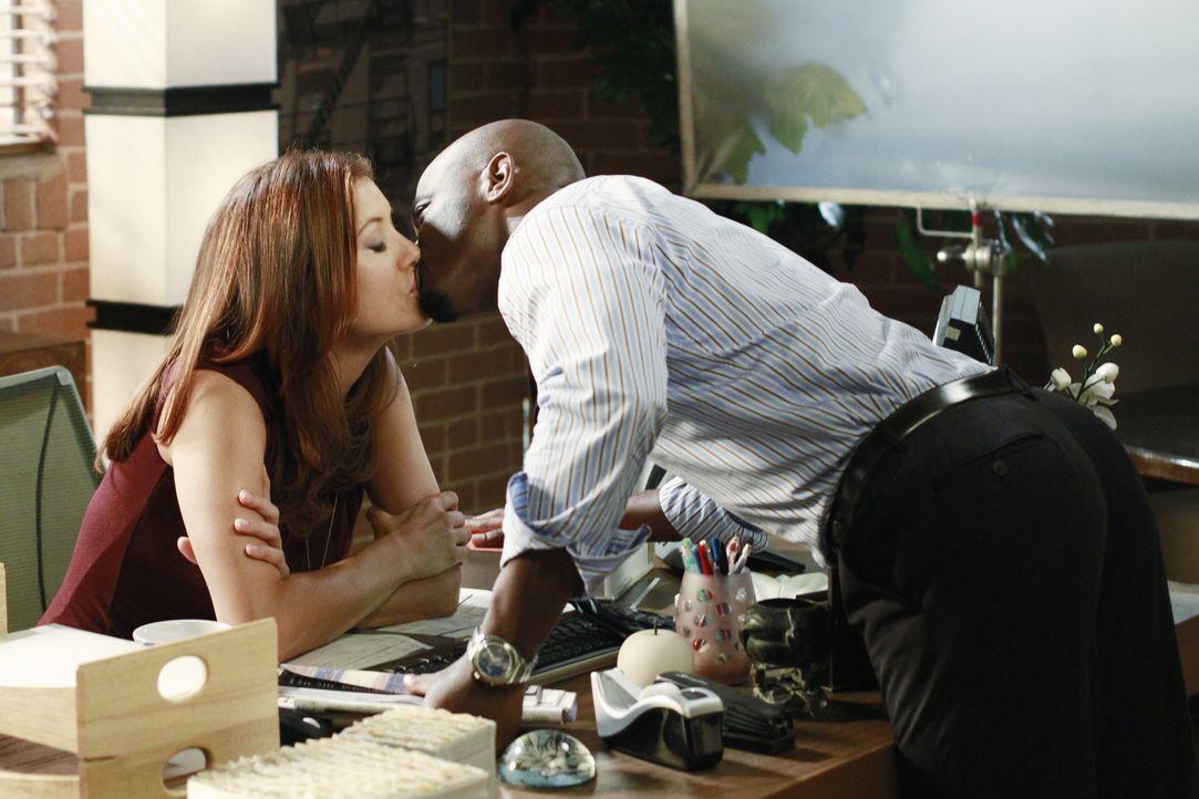 Wie wird es zwischen Addison (Kate Walsh, l.) und Sam (Taye Diggs, r.) weitergehen? - Bildquelle: ABC Studios