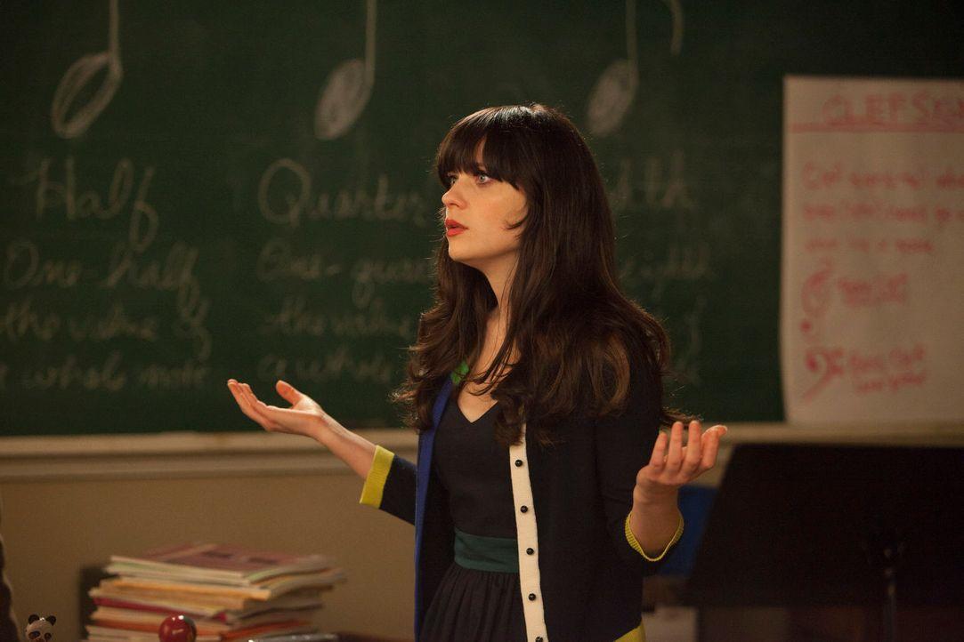Jess (Zooey Deschanel) leidet, weil sie mit Russell Schluss gemacht hat und nicht weiß, ob das falsch war und sie sich nur selbst sabotiert. In ihre... - Bildquelle: 20th Century Fox