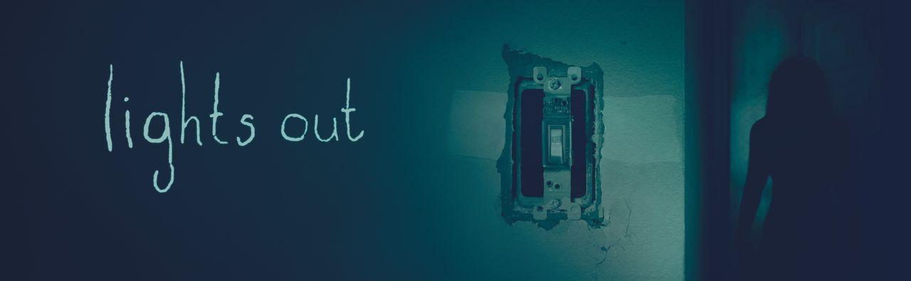 Lights Out - Artwork - Bildquelle: Warner Bros. Entertainment Inc.