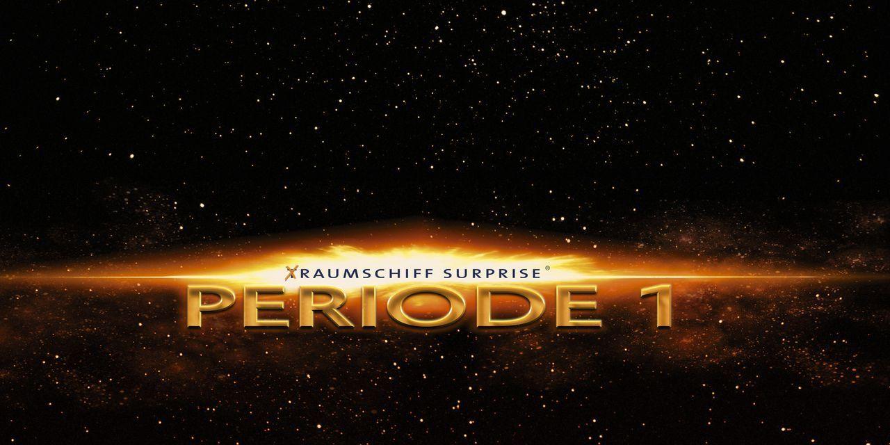(T)raumschiff Surprise - Periode 1 - Logo - Bildquelle: herbX film / JAT Jürgen Olczyk