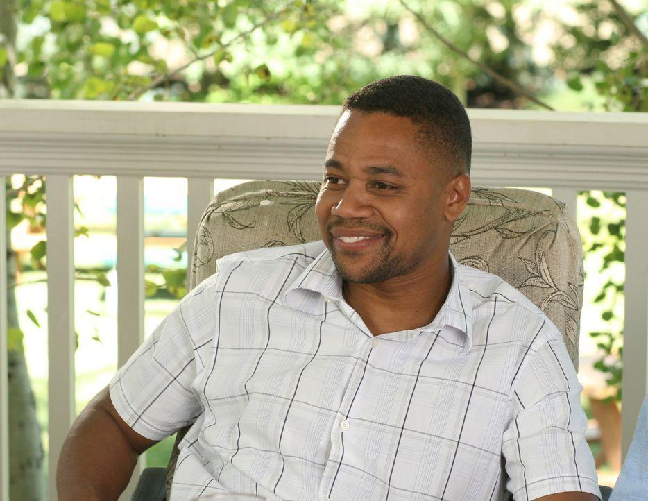 Obwohl er absolut keine Erfahrung mit Kindern hat, übernimmt Charlie Hinton (Cuba Gooding Jr.) die Aufsicht in einem Ferienlager. Sein Versuch sche... - Bildquelle: Sony 2007 CPT Holdings, Inc.  All Rights Reserved.