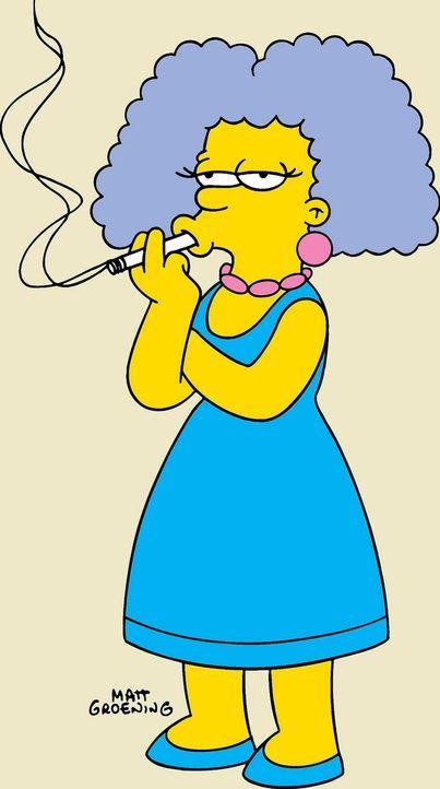 (14. Staffel) - Das Einzige, das Selma Bouvier mehr hasst als ihren Schwager Homer, ist ihr Singledasein ... - Bildquelle: und TM Twentieth Century Fox Film Corporation - Alle Rechte vorbehalten