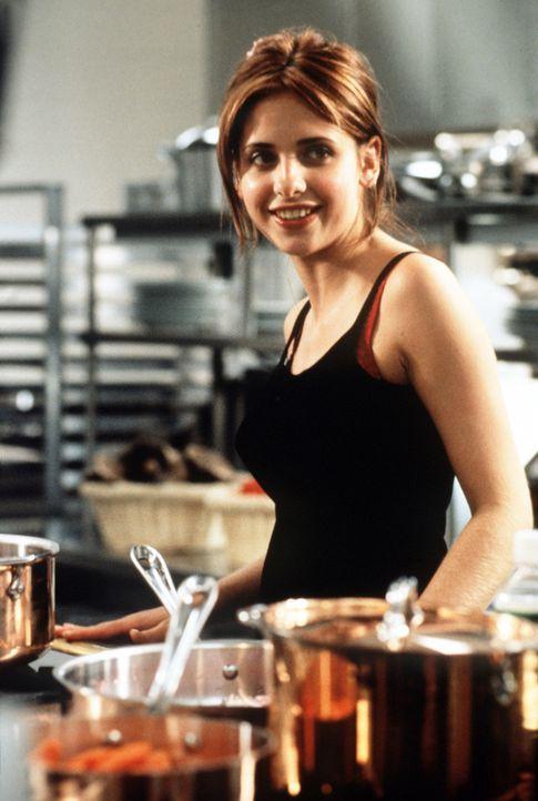 Dank himmlischer Fügung wird aus Amanda (Sarah Michelle Gellar) plötzlich eine Meisterköchin der ganz besonderen Art ... - Bildquelle: 20th Century Fox