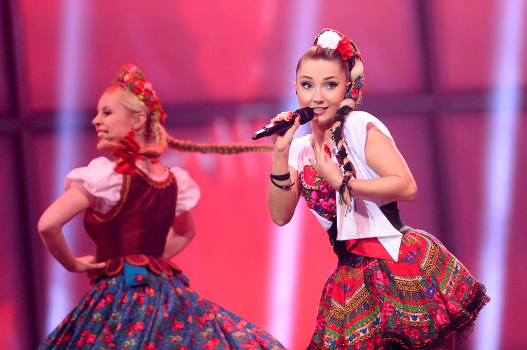 Eurovision-Song-Contest-Poland-140509-AFP - Bildquelle: AFP