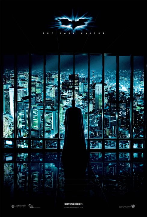 THE DARK KNIGHT - Plakatmotiv - Bildquelle: Warner Bros.
