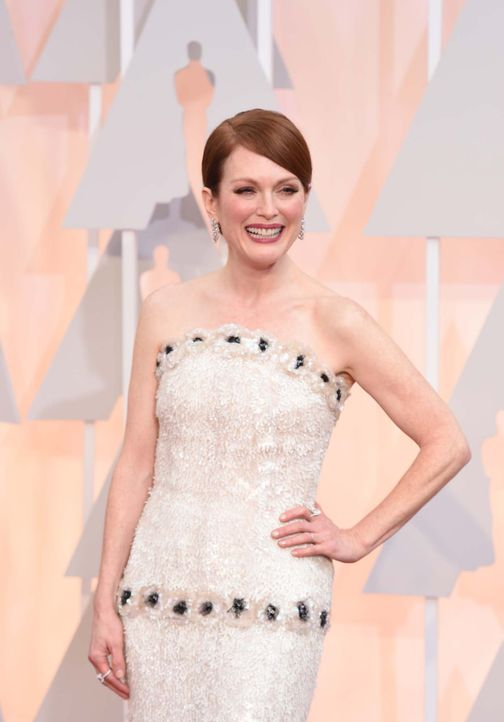 oscars-150223-red-carpet-getty-AFP (10) - Bildquelle: AFP PHOTO / MARK RALSTON