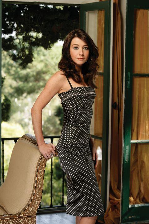 (3. Staffel) - Wie es früher war: Was hat Lily (Alyson Hannigan) gedacht, wie hat sie gelebt, was war ihr wichtig ... - Bildquelle: 20th Century Fox International Television