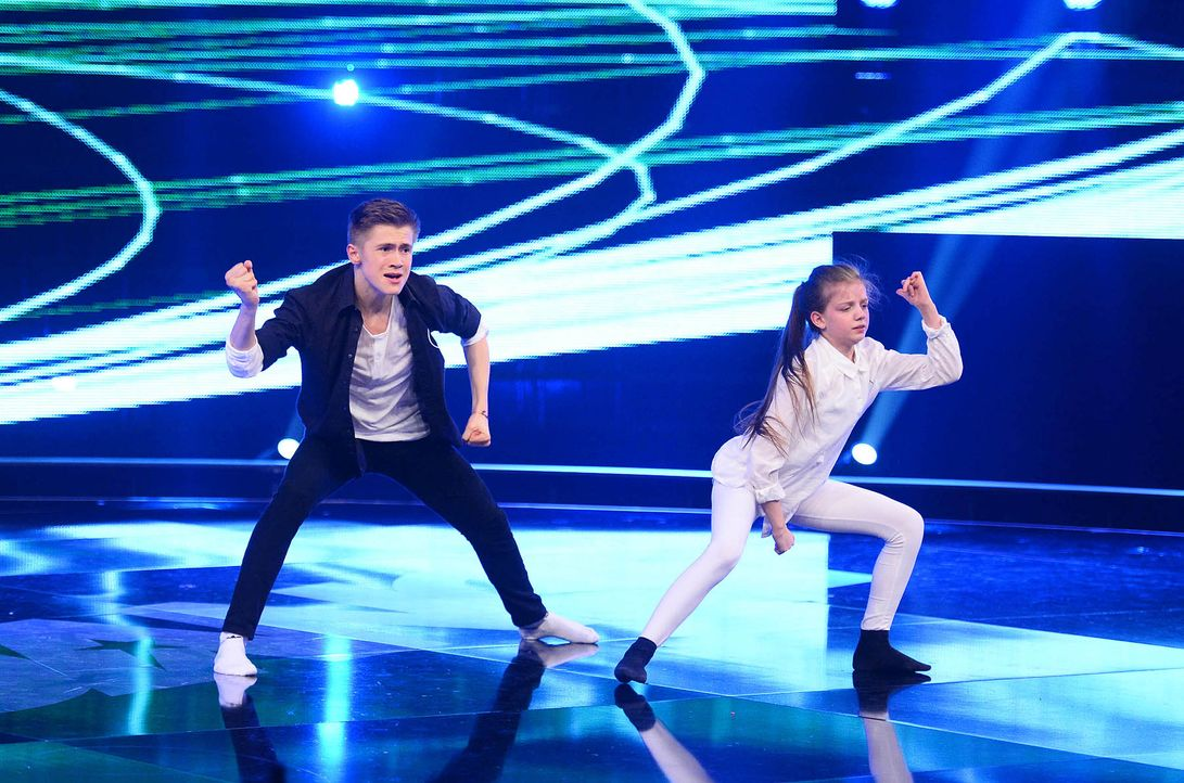 Got-To-Dance-Fritz-Lauri-03-SAT1-ProSieben-Willi-Weber - Bildquelle: SAT.1/ProSieben/Willi Weber