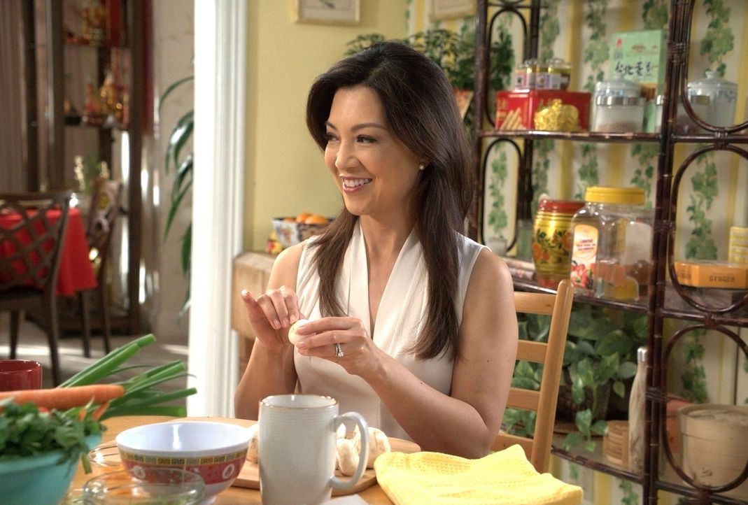 Elaine (Ming-Na Wen) - Bildquelle: Kelsey McNeal 2018-2019 American Broadcasting Companies.  All rights reserved.
