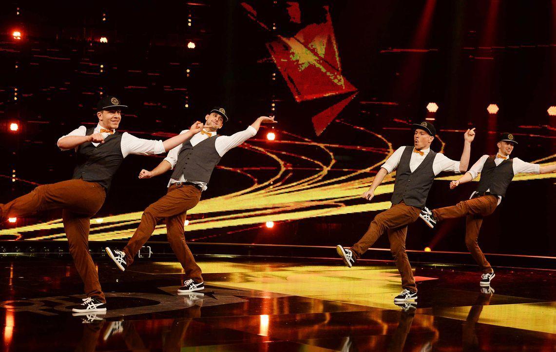 Got-To-Dance-Fothamockaz-06-SAT1-ProSieben-Willi-Weber - Bildquelle: SAT.1/ProSieben/Willi Weber
